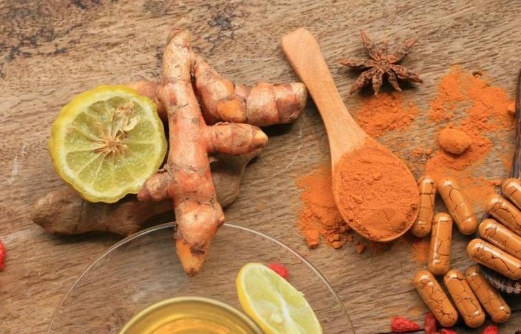 Turmeric Curcumin Extract Supplement Capsules for 100% Vegan