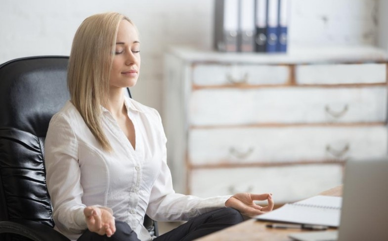 Feel more relaxed and reduce the symptoms of depression